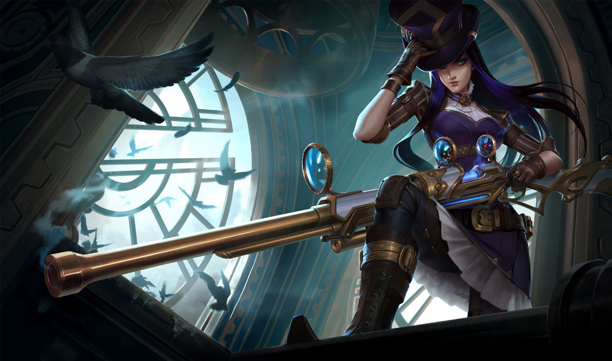 Caitlyn/Skins | League of Legends Wiki | FANDOM powered by Wikia