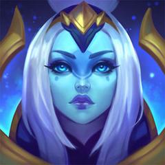 Kosmiczna Królowa Ashe