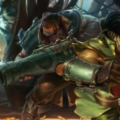 <small>Cutthroat Graves and Cutpurse Twisted Fate</small>