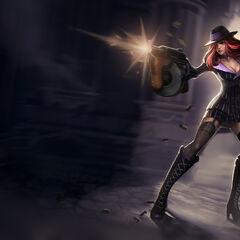 Crime City Miss Fortune Splash Concept (by Riot Artist <a href=