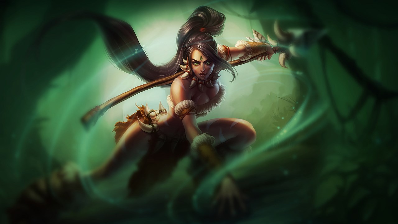 Nidalee OriginalCentered