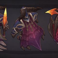 Dragonslayer Pantheon Model 1 (by Riot Artist <a href=