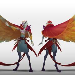 Rakan Concept 3 (by Riot Artist <a href=