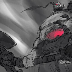 Sion Update Splash Concept 3 (by Riot Artist <a href=