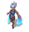 Taliyah PoolParty (Aquamarine)
