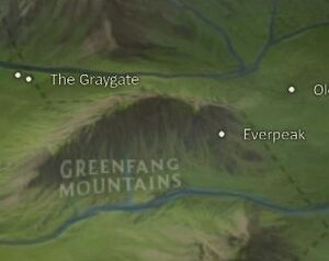 The Graygate map