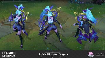 Vayne Seelenblumen Model 07