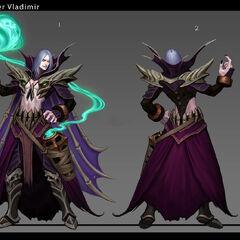 Soulstealer Vladimir Concept (by Riot Artist <a href=