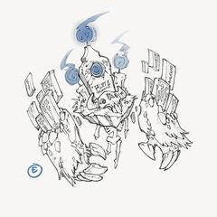 Blue Sentinel Concept 9