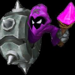 Purple Super Minion 1 <small>(Chaos)</small>
