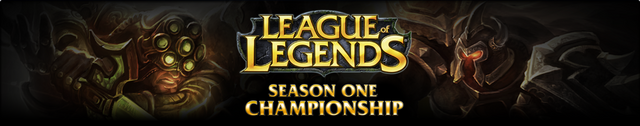 League of Legends Season One Championship