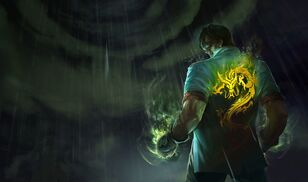 Lee Sin DragonFistSkin