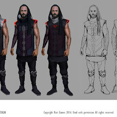 PROJECT attire Concept 9 (by Riot Artists <a rel=
