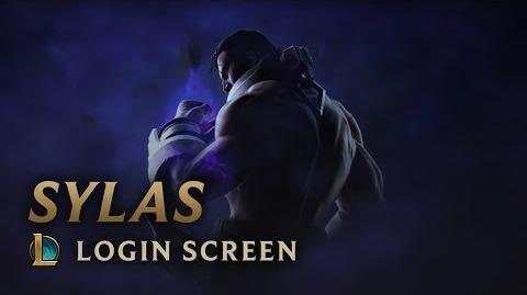 Sylas, der Sprenger der Ketten - Login Screen