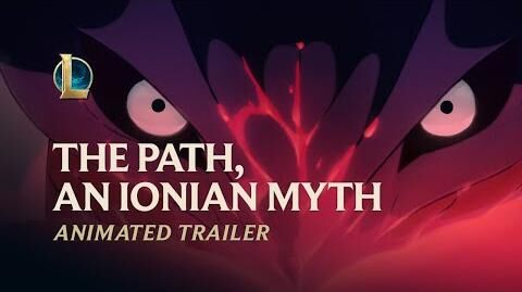 The Path, An Ionian Myth Spirit Blossom 2020 Animated Trailer - League of Legends