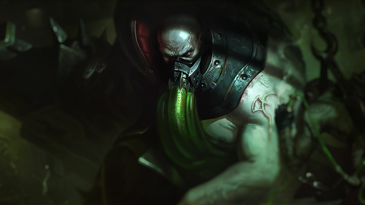 Urgot OriginalCentered