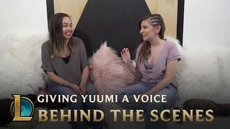 Behind the Scenes Giving Yuumi a Voice