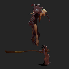 Fiddlesticks Update Model 6 (by Riot Artist <a href=
