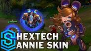 Hextech-Annie - Skin-Spotlight