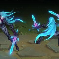Death Sworn Katarina Concept 3 (by Riot Artist <a href=