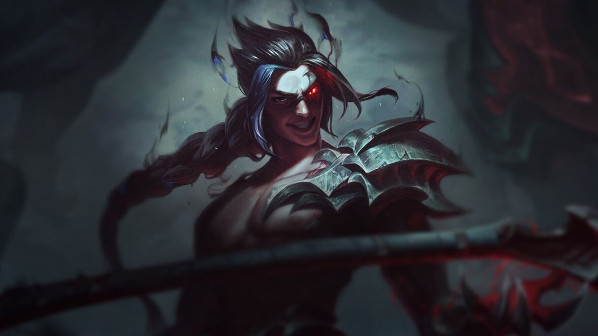 Kayn League Of Legends Wiki Fandom