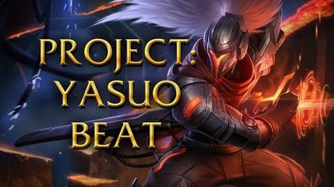LoL Sounds - Project Yasuo - Dance Beat
