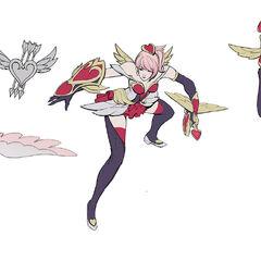 Heartseeker Quinn Concept 2 (by Riot Artist <a href=