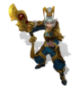 Riven Drachenklingen-Riven (Golden) M