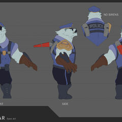 Captain Volibear Update Concept 3 (by Riot Artist <a href=