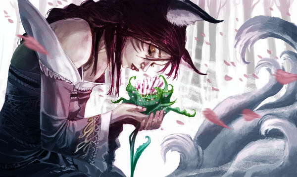 Ahri Garden of Forgetting 01
