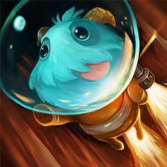 Astronaut Poro