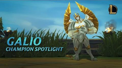 Galio Champion Spotlight