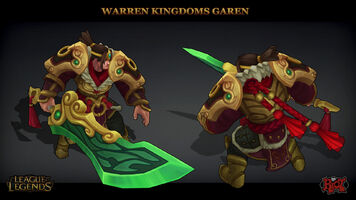 Garen Kriegsherr model 01