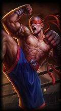Lee Sin Muay Thai Lee Sin L