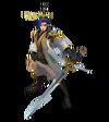 Master Yi Ewiges Schwert Yi (Perlmutt) M