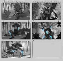 Neeko Winterwunder- Splash Konzept 1