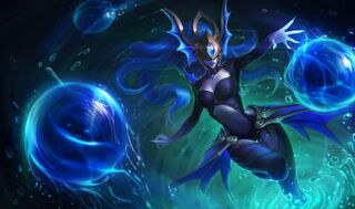 Syndra AtlanteanSkin