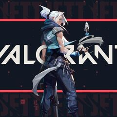 Valorant Cover 3 (by Riot Artist <a href=