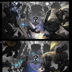 Worlds 2017 Promo Concept (by Riot Artist <a rel=
