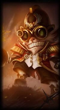 Ziggs Major Ziggs L alt