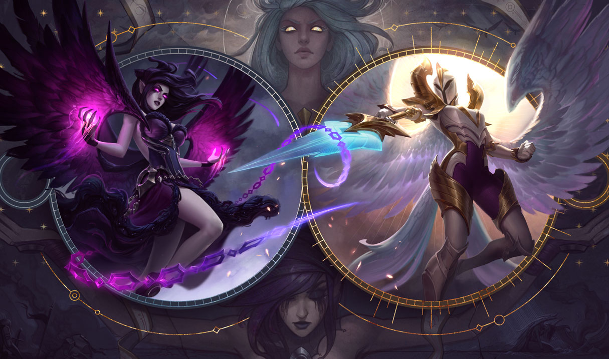 TOP 10: Best Visually Designed Champions in League of Legends (Part II) 4