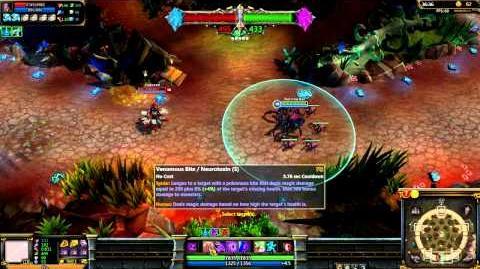 """League of Legends Preview- """"ELISE"""""""
