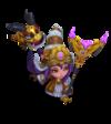 Lulu DragonTrainer (Pearl)