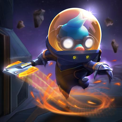 Molediver Astronaut Tier 3