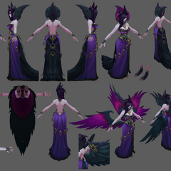 Morgana Update Model 3 (by Riot Artist <a rel=