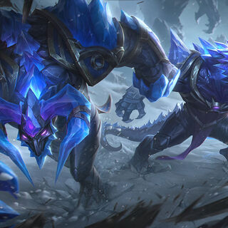 Blackfrost Alistar and Renekton
