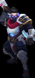 Shen Pulsefire Render