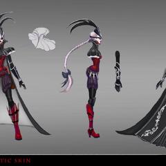 Aristocrat Vayne Concept (by Riot Artist <a href=