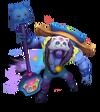 Yorick Meowrick (Rainbow)
