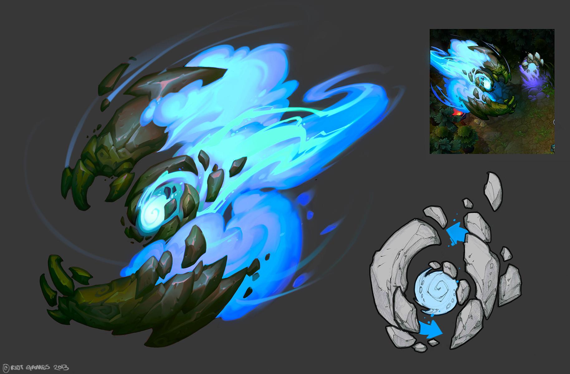 Blue Sentinel concept 01